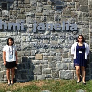 Thumbnail for Going viral: C of I students attend HHMI symposium